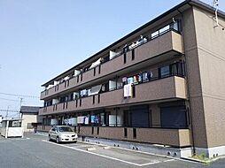 セジュール田中[203号室]の外観