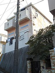 Loftia参番館[1階]の外観