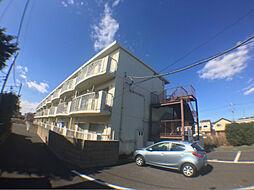 ガーデンビレッヂ[3階]の外観