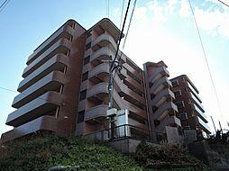 福岡県北九州市八幡西区町上津役西2丁目の賃貸マンションの外観