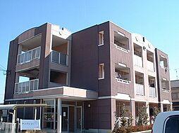 滋賀県草津市野村7丁目の賃貸マンションの外観