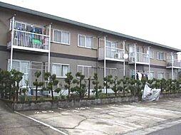 鹿児島県鹿児島市東谷山2丁目の賃貸アパートの外観