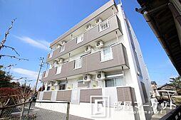 愛知県豊田市貝津町片坂の賃貸マンションの外観