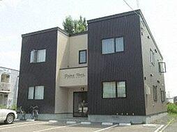 北海道札幌市手稲区前田九条14丁目の賃貸アパートの外観