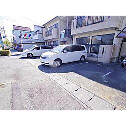 静岡県静岡市清水区天王西の賃貸マンションの外観