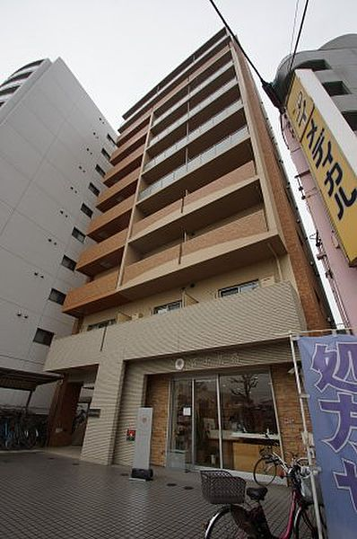 La Waleaine[8階]の外観