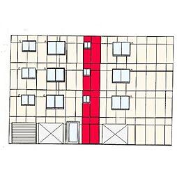 CASA東区役所前[2階]の外観