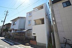 愛知県名古屋市昭和区川名町2丁目の賃貸マンションの外観