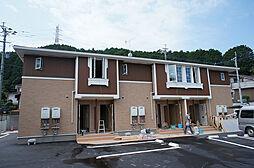 福岡県糟屋郡宇美町原田1丁目の賃貸アパートの外観