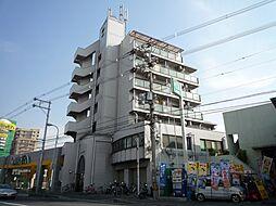 サンライン富田丘[3階]の外観