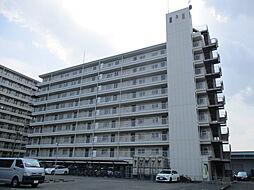 大阪府寝屋川市楠根北町の賃貸マンションの外観