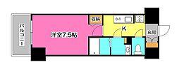 N-stage西所沢(エヌステージ西所沢)[7階]の間取り