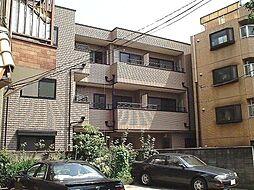 東京都杉並区高井戸東2丁目の賃貸マンションの外観