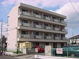 広島県福山市春日町6丁目の賃貸マンションの外観