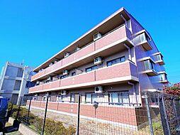 東京都西東京市芝久保町2丁目の賃貸マンションの外観