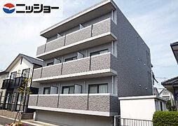 ラポ−ルYamada[1階]の外観