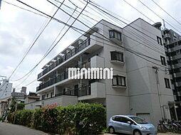 Chez moi三番丁[4階]の外観