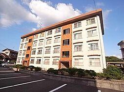森田第三マンション[1階]の外観