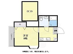 姪浜駅 4.1万円
