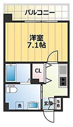 JPレジデンス大阪城東II[8階]の間取り