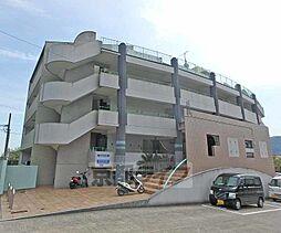 京都府京都市西京区大枝東長町の賃貸マンションの外観