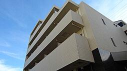 大阪府豊中市東寺内の賃貸マンションの外観