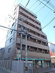 大阪府大阪市阿倍野区松崎町2の賃貸マンションの外観
