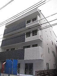 大阪府大阪市住吉区我孫子東2丁目の賃貸マンションの外観