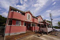 兵庫県川西市加茂4丁目の賃貸アパートの外観