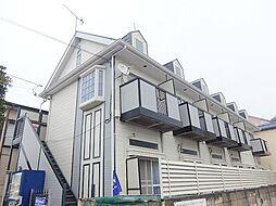 北小金第15レジデンス[2階]の外観