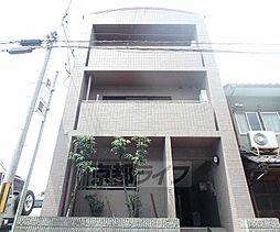 京都府京都市下京区金換町の賃貸マンションの外観