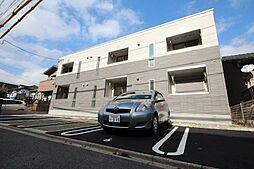 愛知県名古屋市中川区北江町3の賃貸アパートの外観