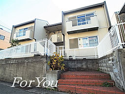 兵庫県神戸市灘区高羽町2丁目の賃貸アパートの外観