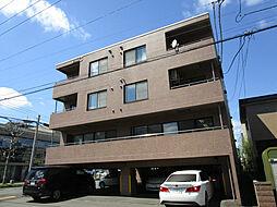 北海道札幌市東区北十六条東5丁目の賃貸マンションの外観