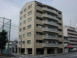 ウェルネス中仙道[3階]の外観