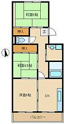 園田駅 6.2万円