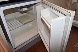 レオパレスパストラルのミニ冷蔵庫