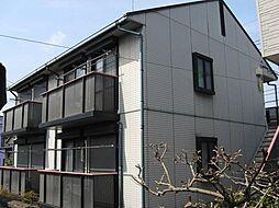 芝ハイツ[2階]の外観