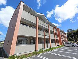 千葉県成田市東和田の賃貸マンションの外観