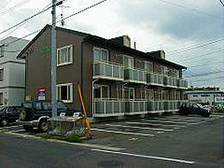パレス東松江[B206号室]の外観