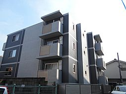 LYNX赤塚新町[402号室]の外観