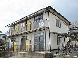 コーポ斎藤B[203号室]の外観