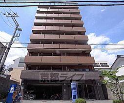 京都府京都市中京区高倉通二条下る瓦町の賃貸マンションの外観