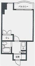 川崎ダイカンプラザシティ[5階]の間取り