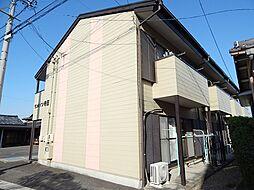 三重県鈴鹿市平田本町2丁目の賃貸アパートの外観