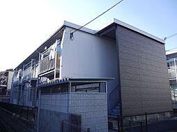 田畑マンションB棟[2号室]の外観