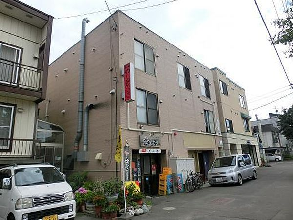 フロンティア麻生 3階の賃貸【北海道 / 札幌市北区】