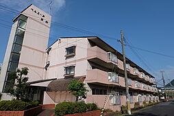 滋賀県野洲市行畑2丁目の賃貸マンションの外観