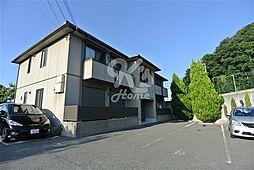 兵庫県神戸市須磨区多井畑字山神の賃貸アパートの外観