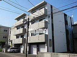 La Comodita Kotoni(ラ コモディタ コトニ[1階]の外観